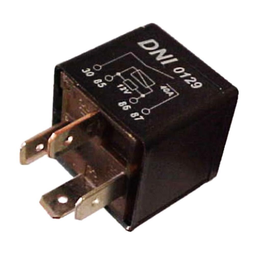 Relé para Injeção Eletrônica - 12V - 40A - DNI 0129