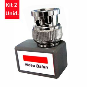 Kit-2-Unidades-Video-Balun-Com-2-Passivos-DNI-5006