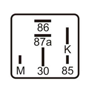Rele-auxiliar-VW-6-Term-Sem-Suporte-12V