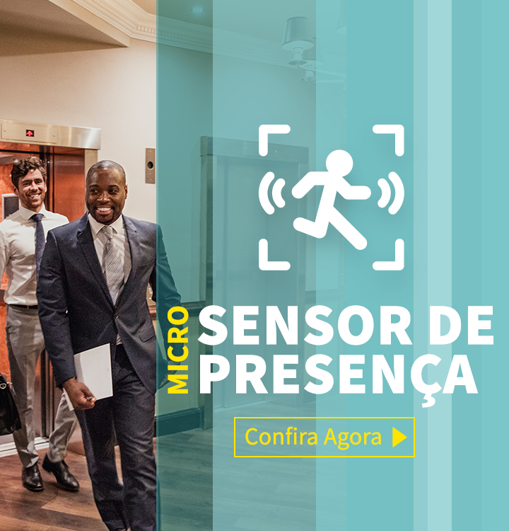 Micro Sensor de Presença